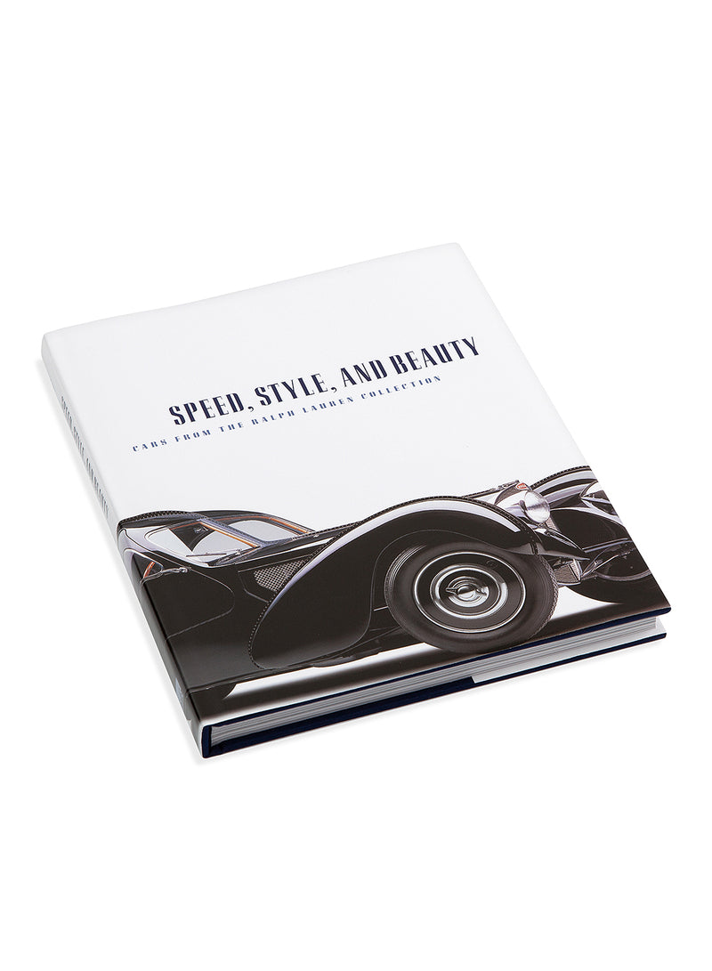 lifestyle books speed style and beauty white ss 2021