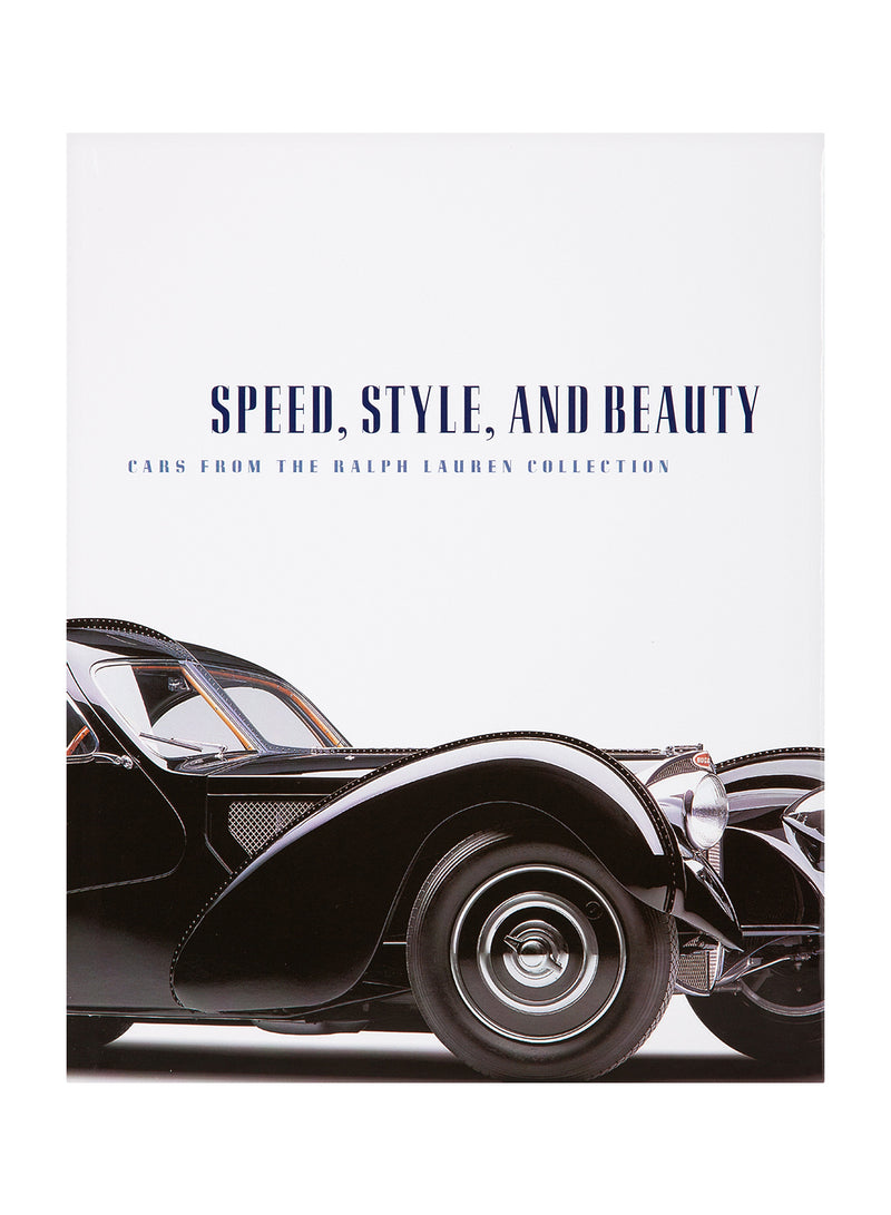 Speed,Style and Beauty - White