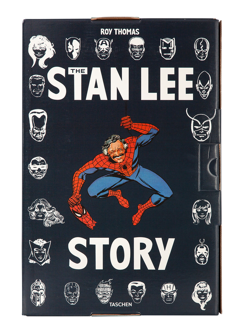 The Stan Lee Story - Navy