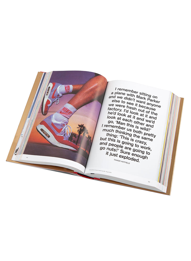 The Ultimate Sneaker Book - Gold