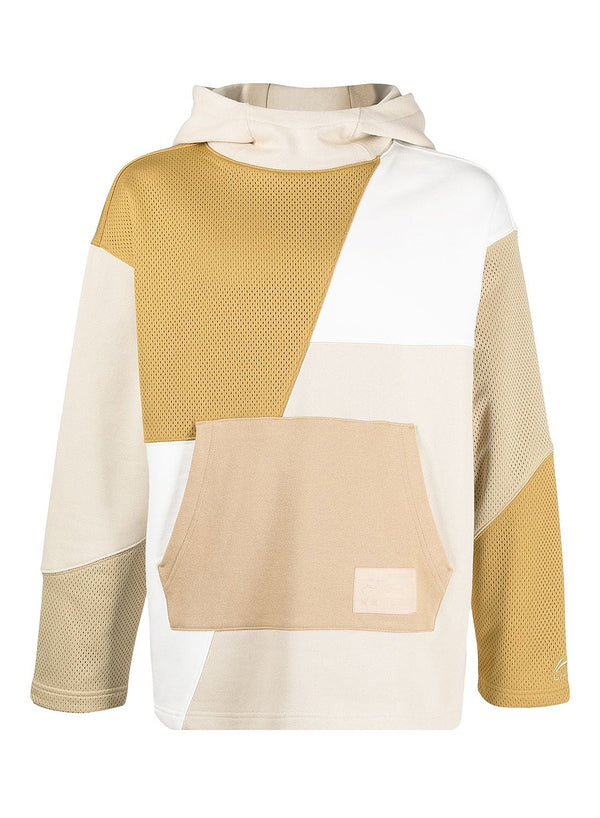 lining airtech panel hoodie beige aw 2020