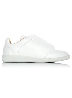 maison margiela future low top sneaker white ss 2020