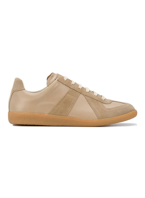maison margiela replica low top sneakers mouton ss 2020