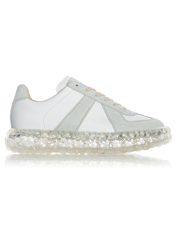 maison margiela replica superbounce sneaker white ss 2020