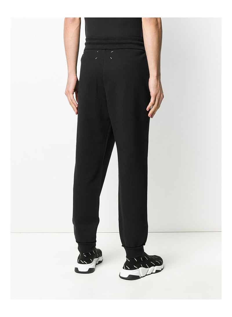 Stereotype Organic Cotton Sweatpants - Black