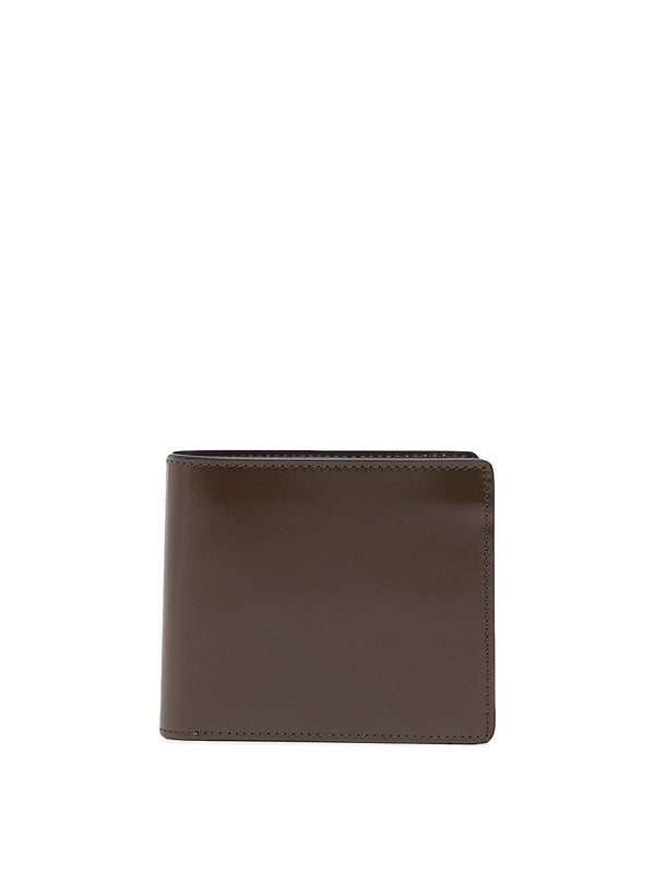 maison margiela bifold leather wallet canteen ss 2021