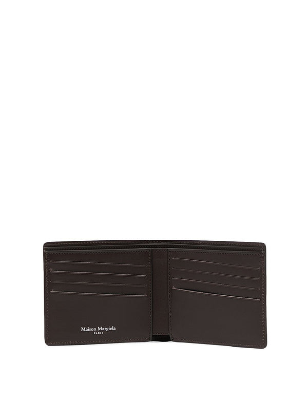 Bi-Fold Leather Wallet - Canteen