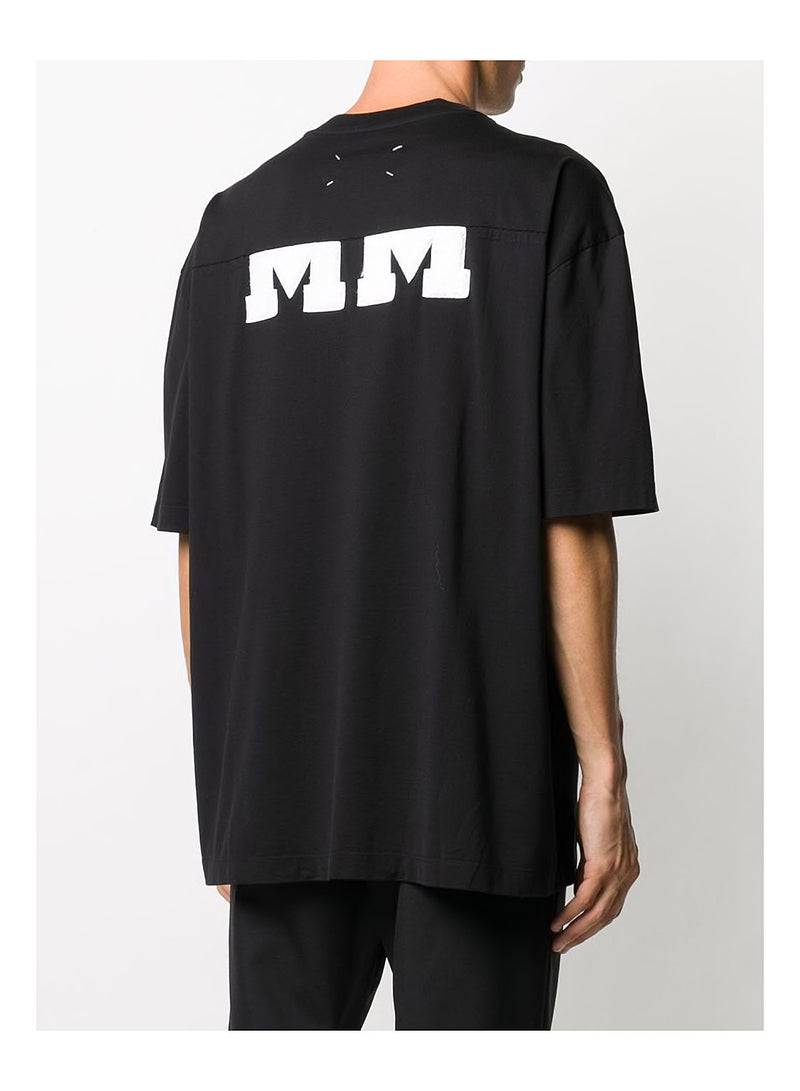Mako Cotton Jersey Tee - Black