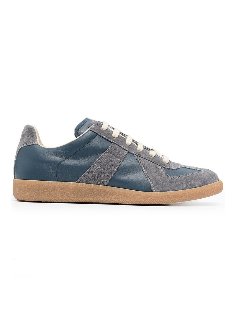 maison margiela replica low top trainer jeans granite ss 2021