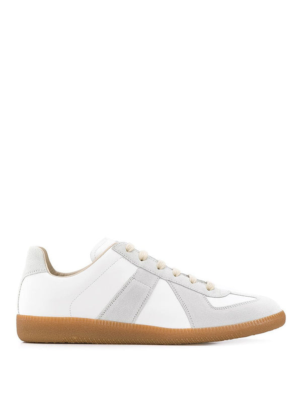 maison margiela replica low top trainer off white aw 2020