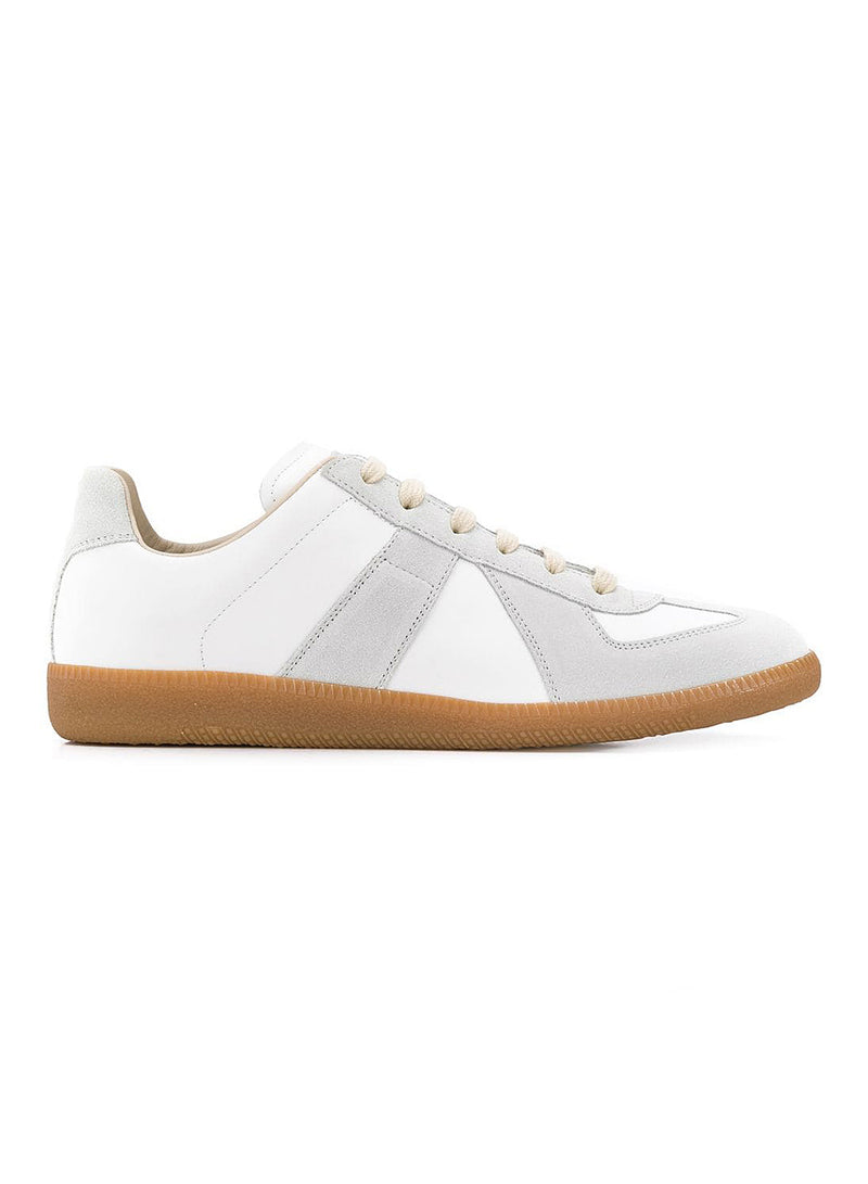 maison margiela replica low top trainer off white ss 2021