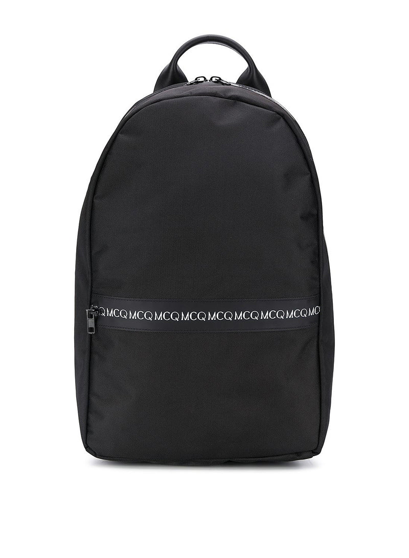 mcq by alexander mcqueen classic backpack black aw 2020
