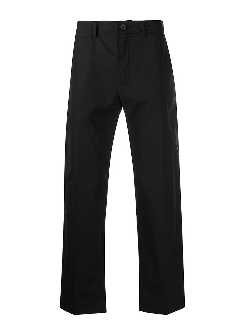 mcq by alexander mcqueen freddie chino darkest black ss 2020