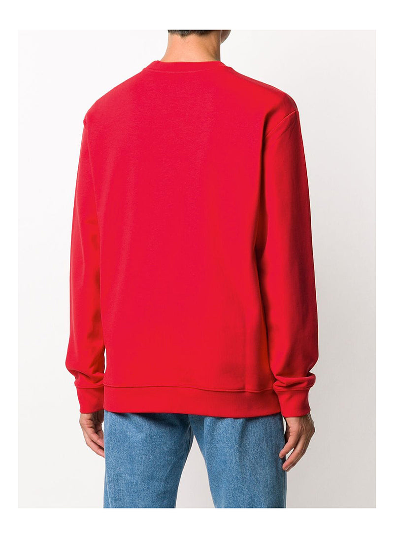 McQ Sweat - Riot Red