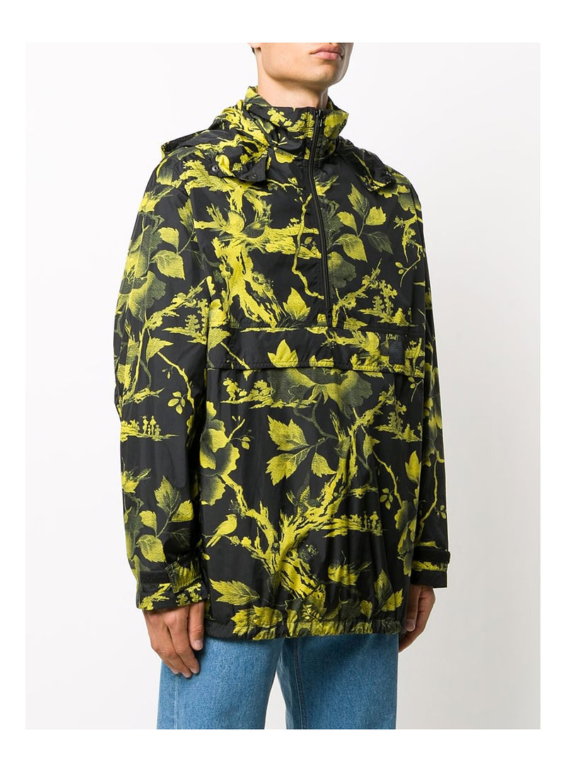 McQ Windbreaker - Darkest Black