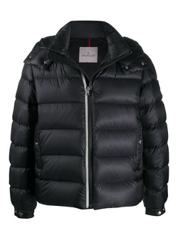 moncler arves jacket black aw 2020