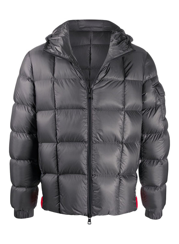 moncler charbonnel jacket grey aw 2020