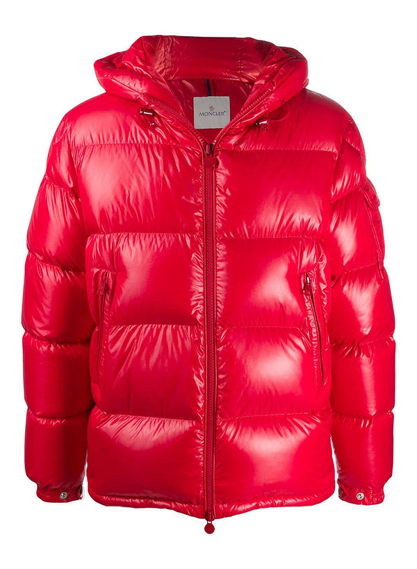 moncler ecrins jacket red aw 2020