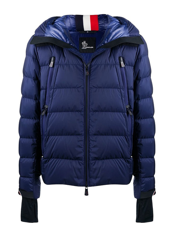 moncler grenoble camarac jacket blue aw 2020