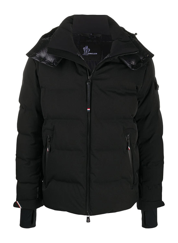 Montgetech Jacket - Black