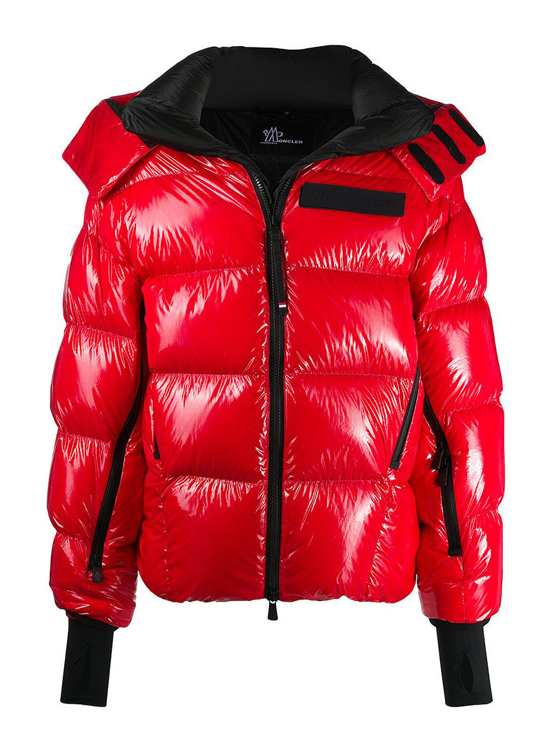 moncler grenoble verrand jacket red aw 2020