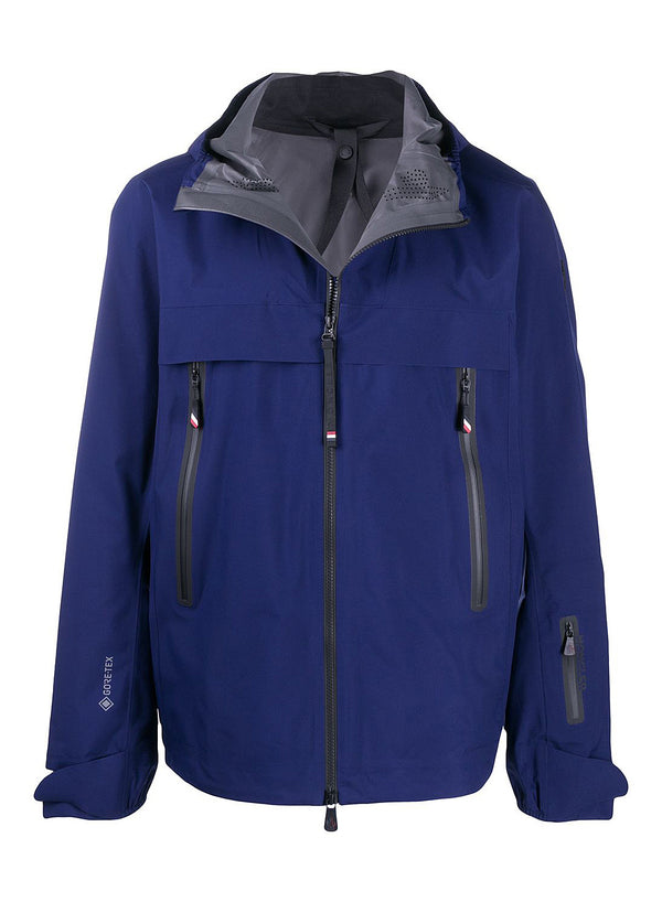 moncler grenoble villair jacket blue aw 2020