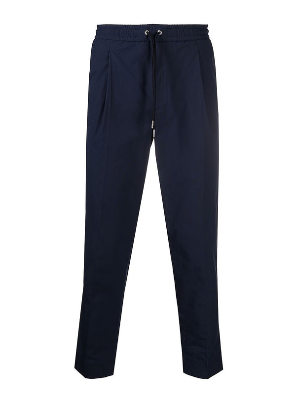moncler hybrid sports pants navy ss 2021