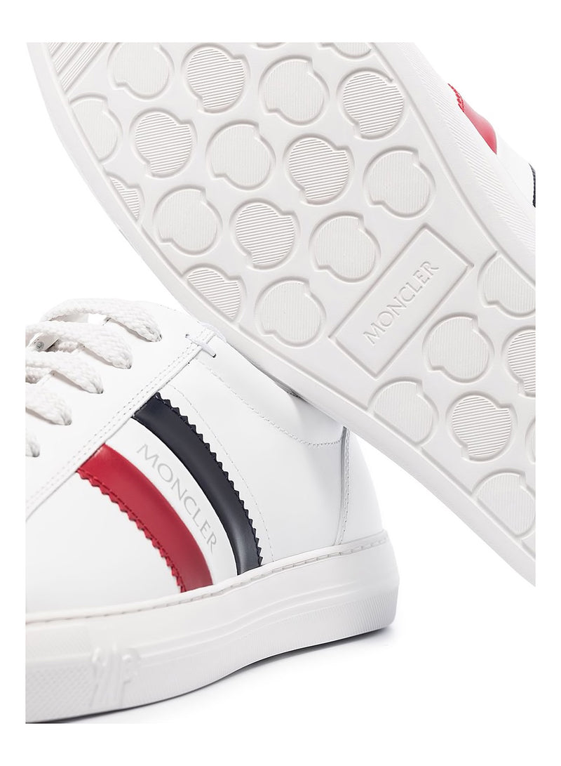 New Monaco Trainers - White