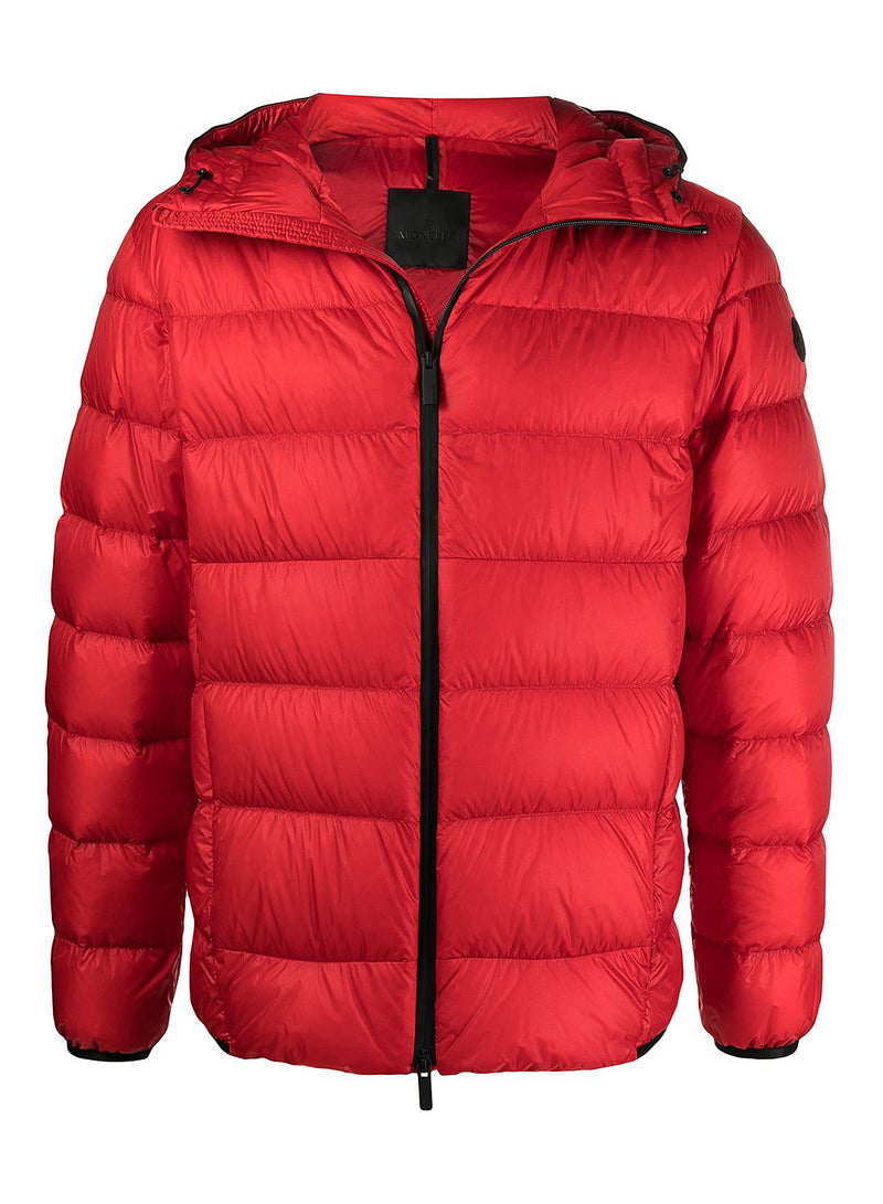 moncler provins jacket red ss 2021
