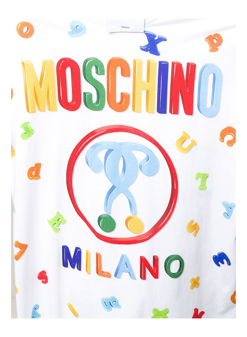 Fridge Magnet Moschino Question Mark Tee - Fantasy Print