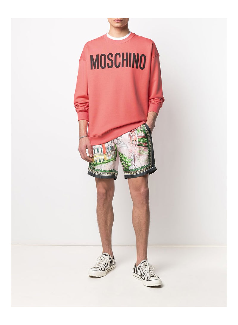Classic Moschino Sweat - Pink