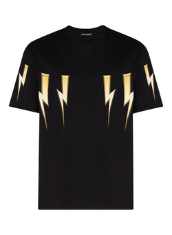 neil-barrett-gold-bolt-tee-black-gold-aw-2020