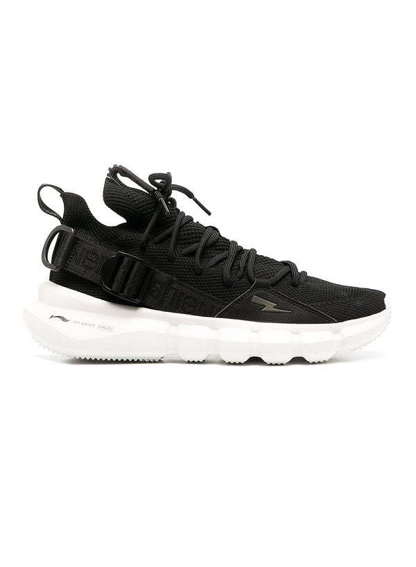 neil barrett essence 2 3 bolt trainer black off white aw 2020