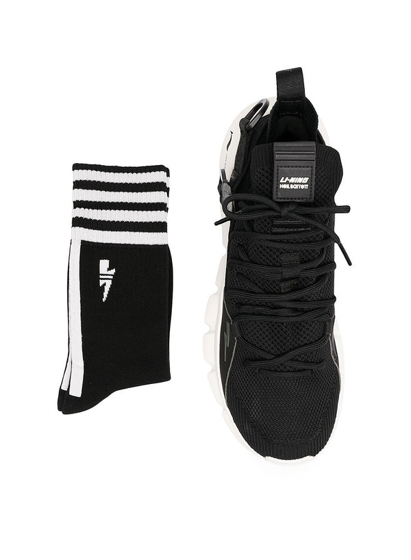 Essence 2.3 Bolt Trainer - Black/Off White
