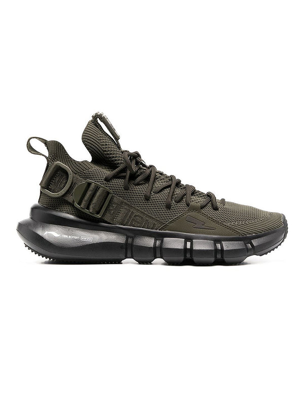 neil barrett essence 2 3 bolt trainer military black aw 2020