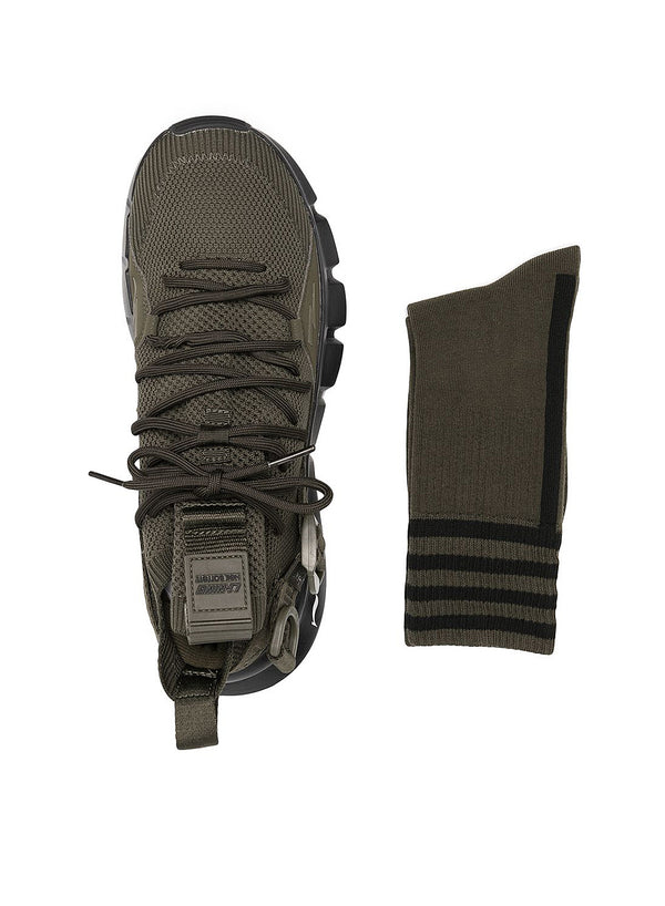 Essence 2.3 Bolt Trainer - Military/Black