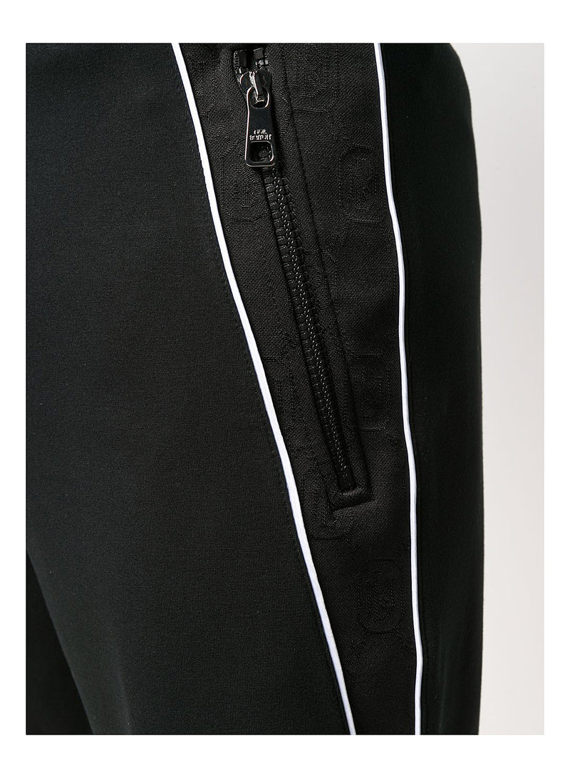 Modernist Sweatshort - Black/White
