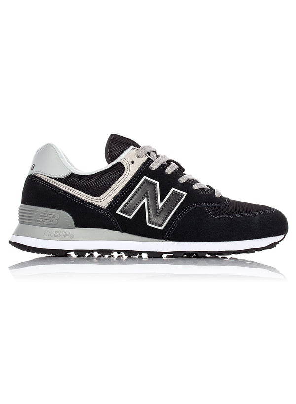 new balance 574 core trainer black ss 2020