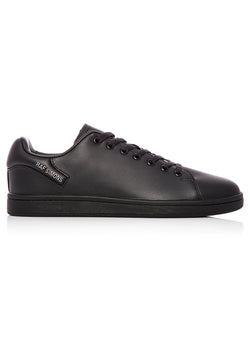 raf simons orion trainer black aw 2020