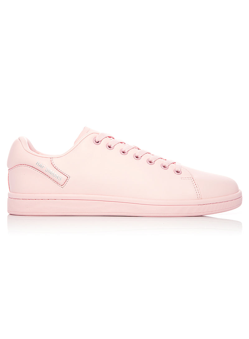 raf simons orion trainer pink aw 2020