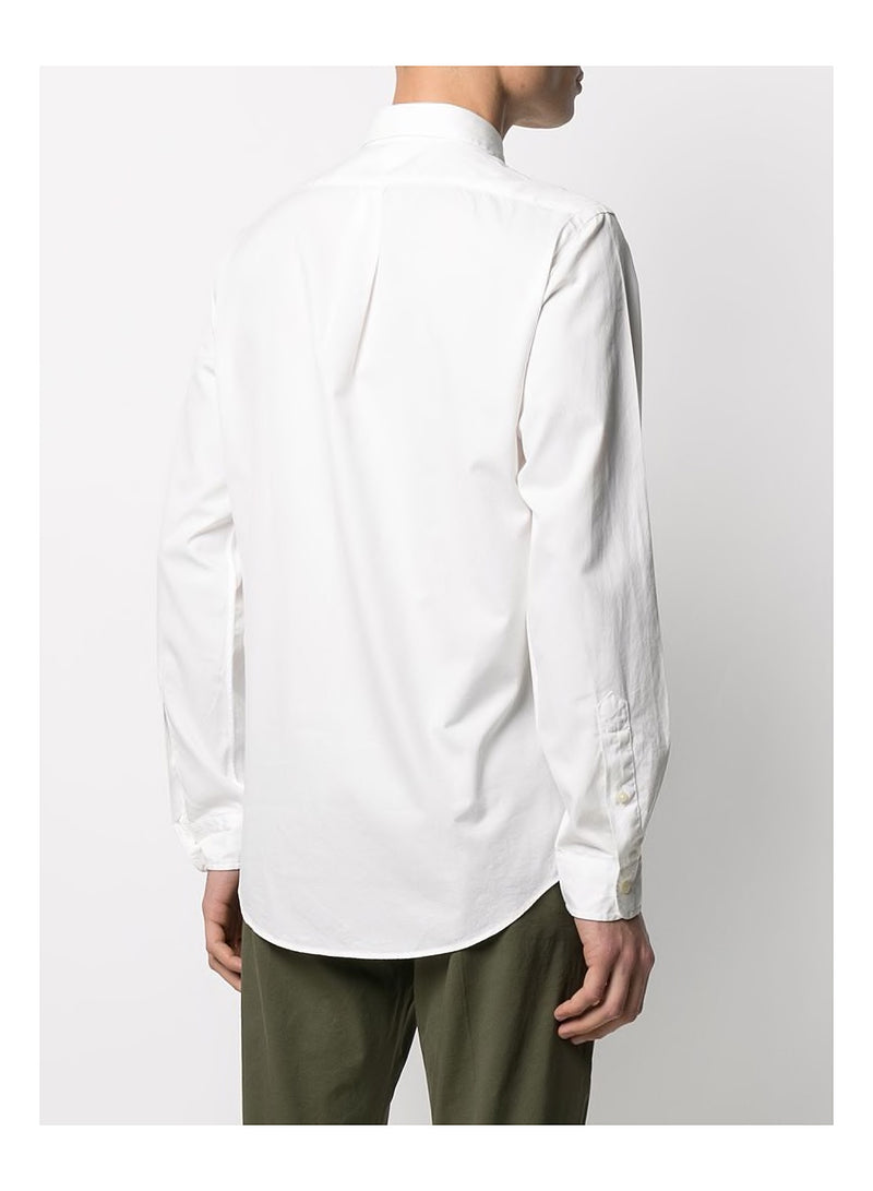 Classic Long Sleeve Shirt - White