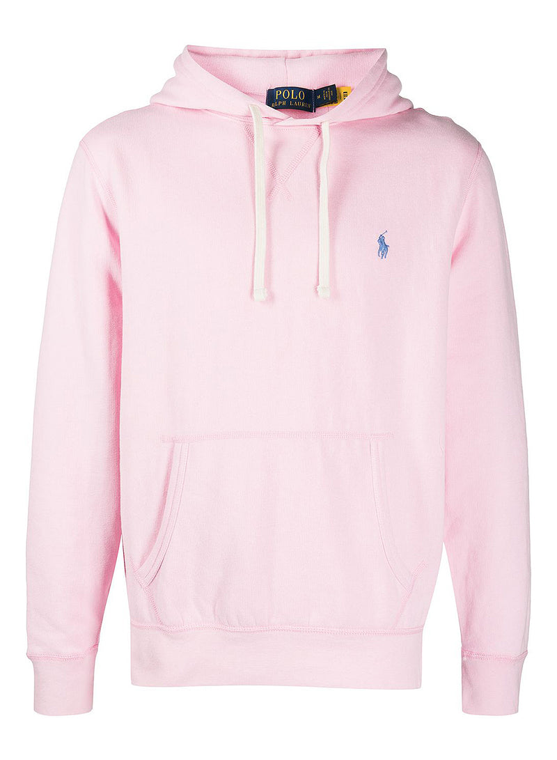 ralph lauren polo classic polo hoodie carmel pink ss 2021