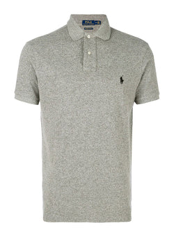 ralph lauren polo classic polo shirt canterbury heather ss 2021