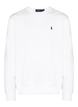 ralph lauren polo classic polo sweat white ss 2021
