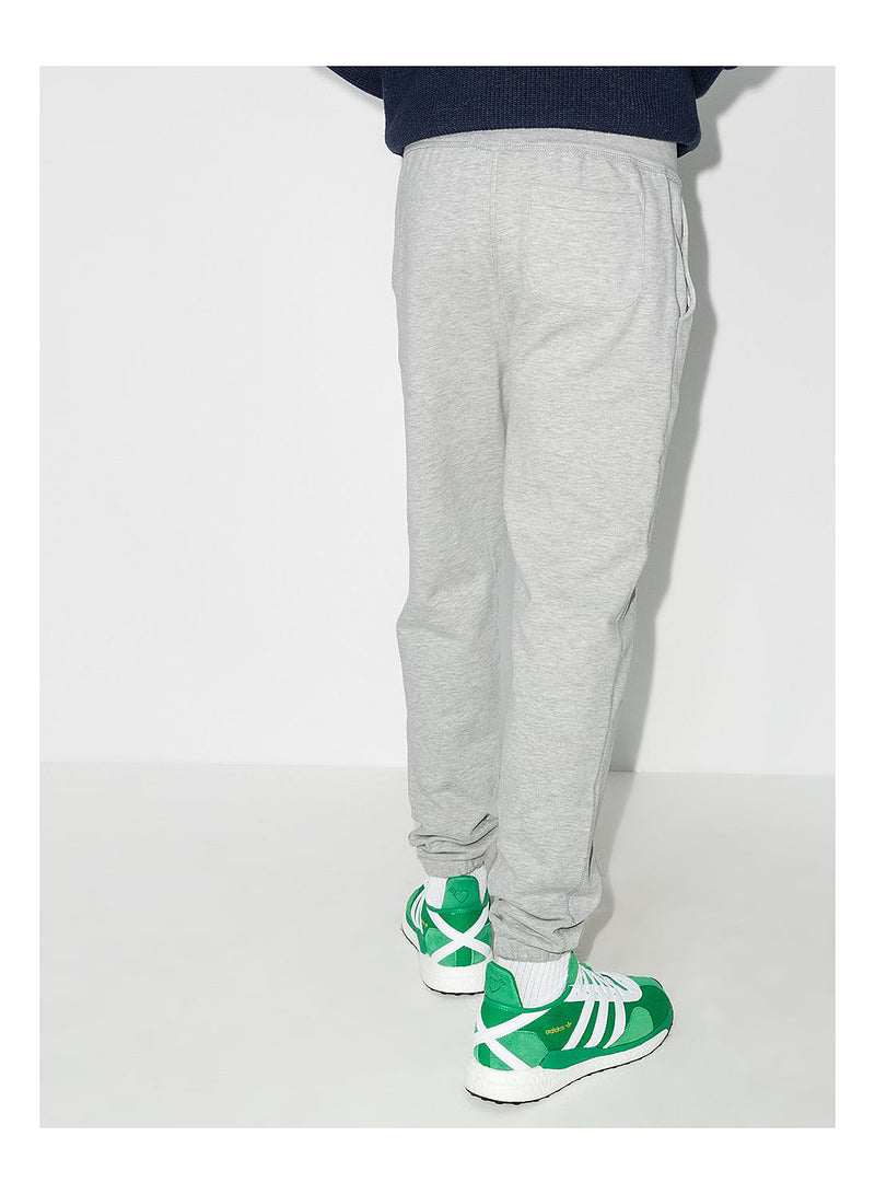 Classic Polo Track Pants - Andover Heather