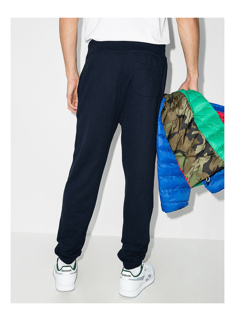 Classic Polo Track Pants - Navy