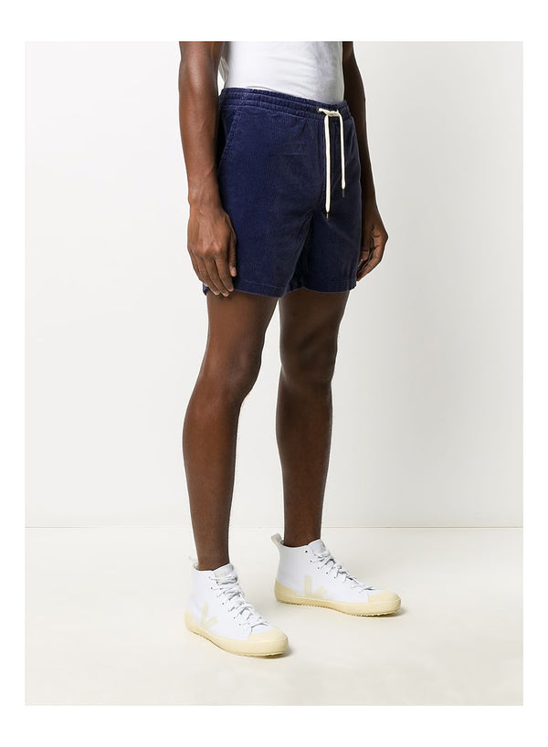 Corduroy Short   - Boathouse Navy