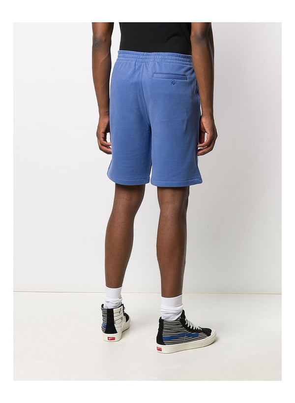 Jersey Polo Short - Bastille Blue