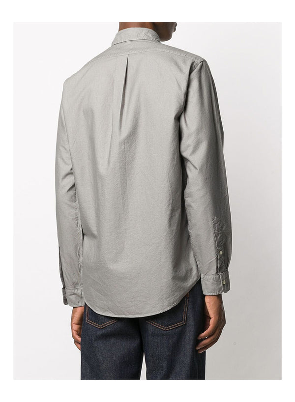 Long sleeve Sports Shirt - Perfect grey