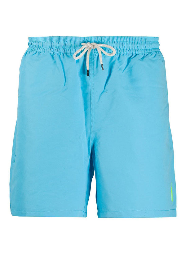 ralph lauren polo polo swim shorts french turqoise aw 2020